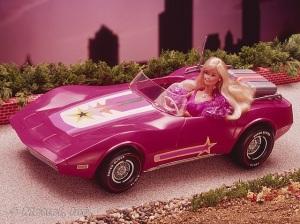 Barbie_Corvette